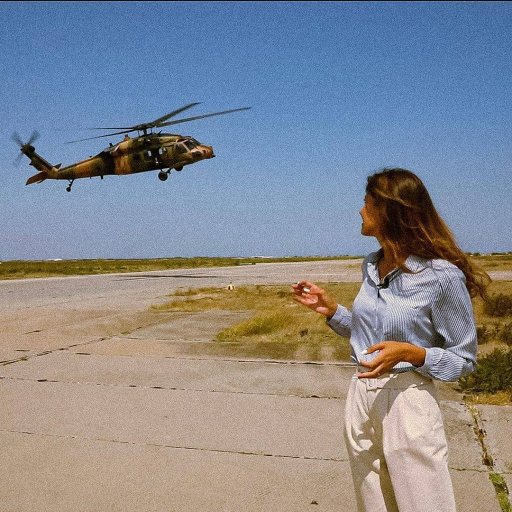 máy bay trực thăng có thể đứng yên trên không?