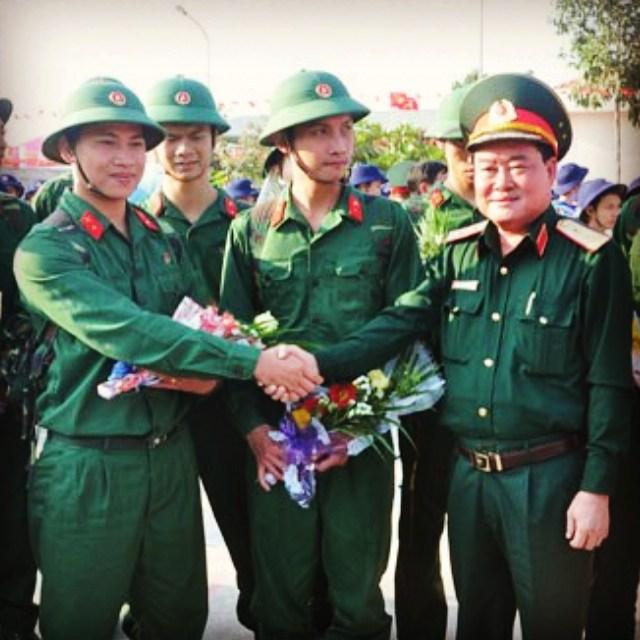 nghĩa vụ quân sự là nghĩa vụ của mỗi nam nhân dân đối với đất nước
