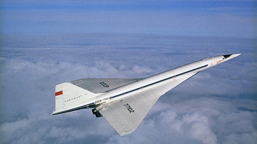 máy bay siêu âm